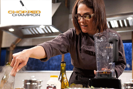 Chopping in a Winter Wonderland - Winning Chopped Episode