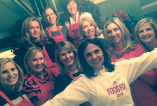 Have a home party with Chef Rachel