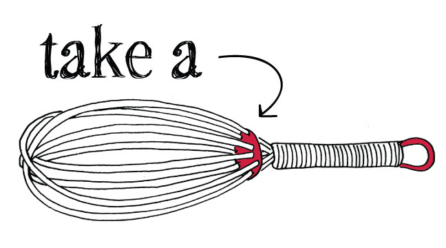 TAKE-A-WHISK
