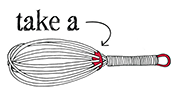 Taking Whisks